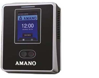 AFR100 Facial Recognition clock
